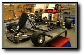 Build Your Own Go Kart... Since a lot of Go karters have resorted to building their own Go karts, Go kart kits began to emerge.