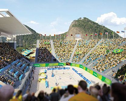 Information about 2016 Rio Olympics Tickets