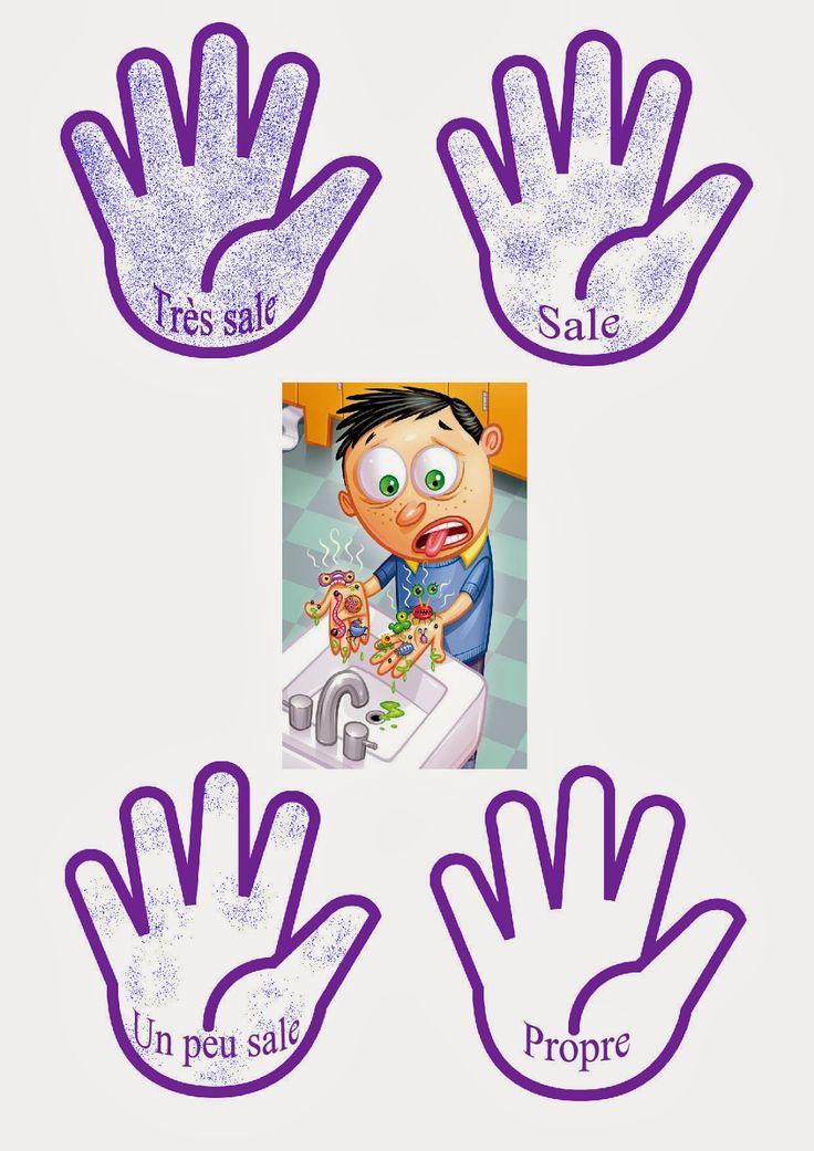 Le blog de Cathnounourse: lavage des mains