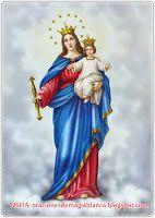 ORACIONES Y DEVOCIONALES CATOLICAS : Conocida Oración Para Grandes Milagros Salve, Rein...