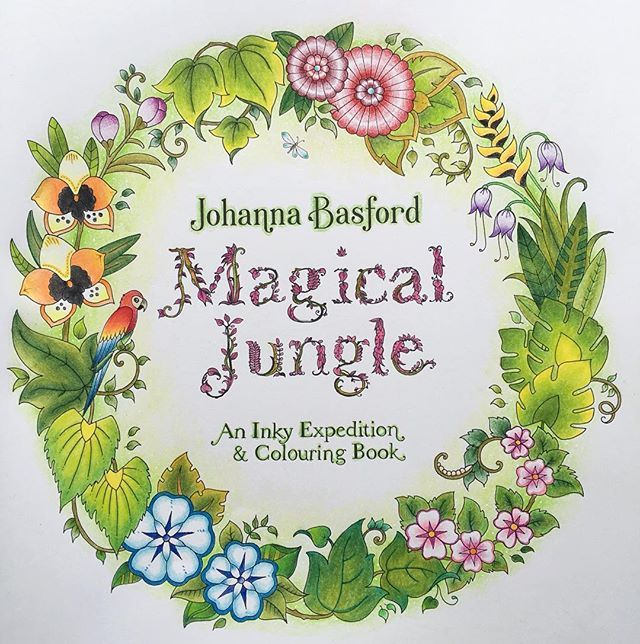 Magical Jungle Title Page