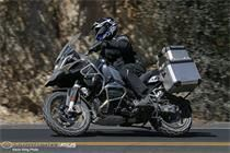 Watch MotoUSA take the redesigned 2014 BMW R1200GS Adventure for a spin during the North American press introduction in the 2014 BMW R12000GS Adventure First Look.