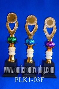 Harga Piala Plastik | Omicron Trophy