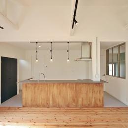CFHの部屋 キッチン