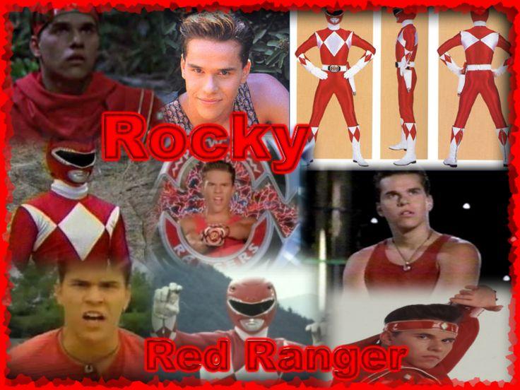 Power Rangers: Rocky Red Ranger by LadySesshy on @DeviantArt