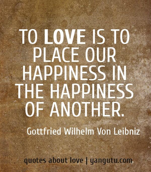 Gottfried Leibniz Quotes