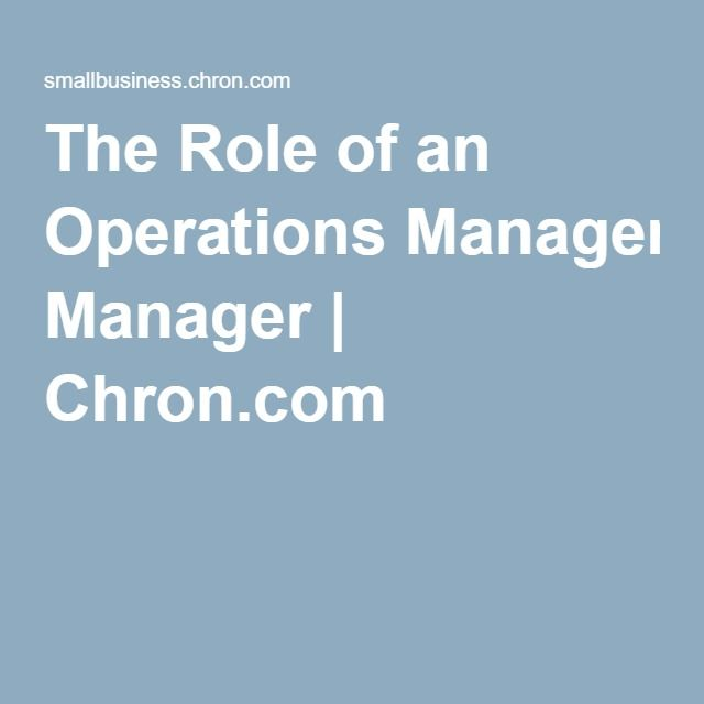production and operations management 5 s role Operations management home guest computers play an important role in preparing forecasts based on quantitative databecause 5 what forecasting method(s.