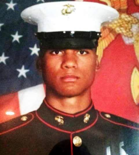 Honoring USMC LCpl Jeremiah M. Collins, 19 from Milwaukee, Wisconsin, KIA (October 4, 2013) in Helmand Province, Afghanistan. R.I.P.