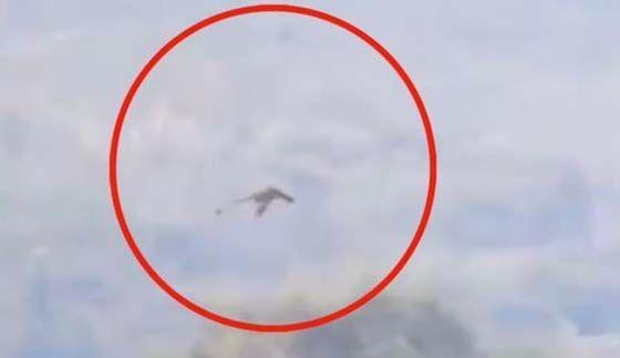 Inilah Video Naga Terbang di Pegunungan China Yang Hebohkan Netizen