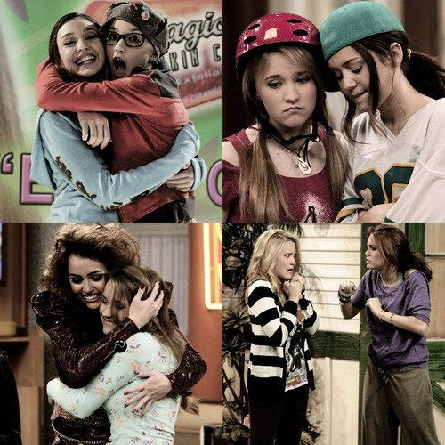 Hannah Montana; something I will always LOVE.  I know it's not a movie, but I'm watching Hannah Montana right now, sooo