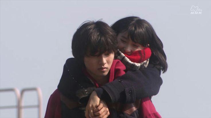 Mare and Keita #YamazakiKento #TaoTsuchiya Asadora Mare