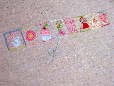 .39 stitch along