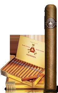 Montecristo Double Corona Cigars - Box of 25. Great Cigar