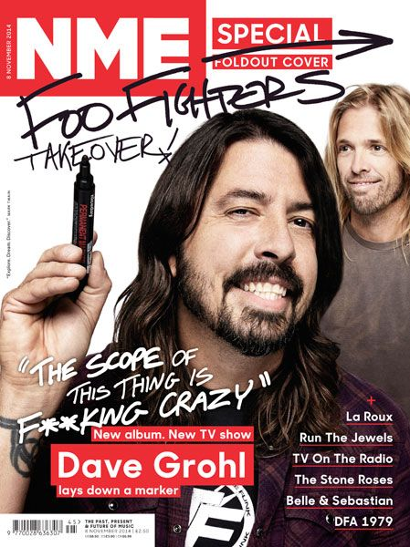 Foo Fighters, 8 November 2014