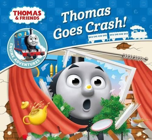 From 0.95 Thomas & Friends: Thomas Goes Crash (thomas Engine Adventures)