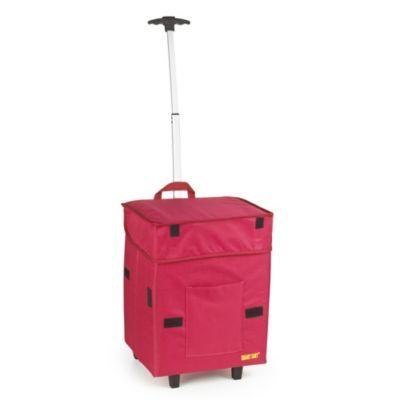 Smart Cart Waterproof Storage on Wheels 30L