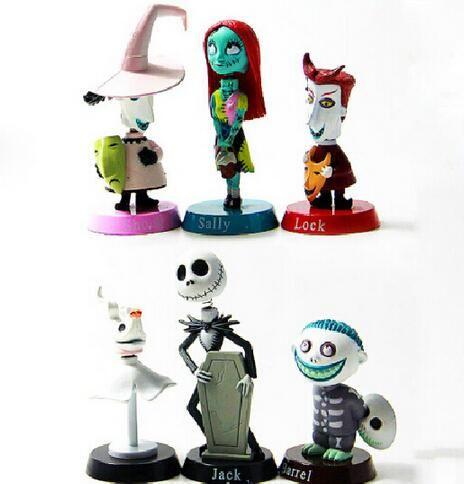 $7.20 (Buy here: https://alitems.com/g/1e8d114494ebda23ff8b16525dc3e8/?i=5&ulp=https%3A%2F%2Fwww.aliexpress.com%2Fitem%2F6pcs-lot-Nightmare-Before-Christmas-Jack-Skellington-Tim-Burton-Moving-Action-Figure-Collection-Toy-Doll-6pcs%2F32760793898.html ) 6pcs/lot Nightmare Before Christmas Jack Skellington Tim Burton Moving Action Figure Collection Toy Doll 6pcs/lot Car Decorat035 for just $7.20