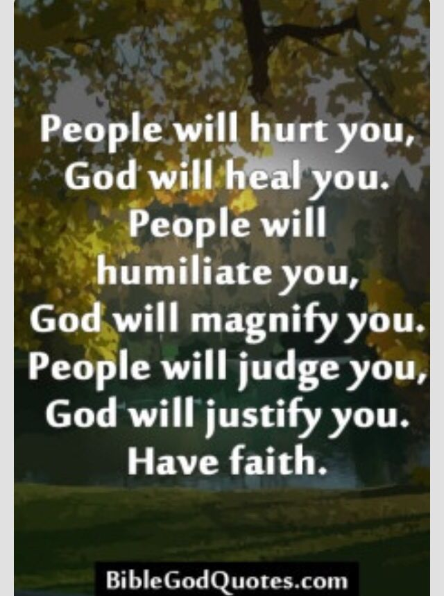 God Truly Will Just For U