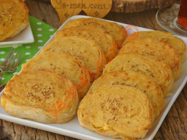 Patatesli Rulo Börek Resimli Tarifi - Yemek Tarifleri