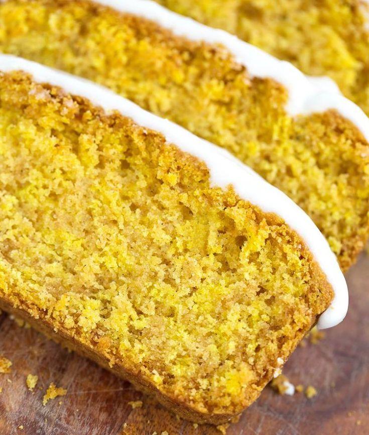 Veganer Zitronenkuchen mit Kurkuma