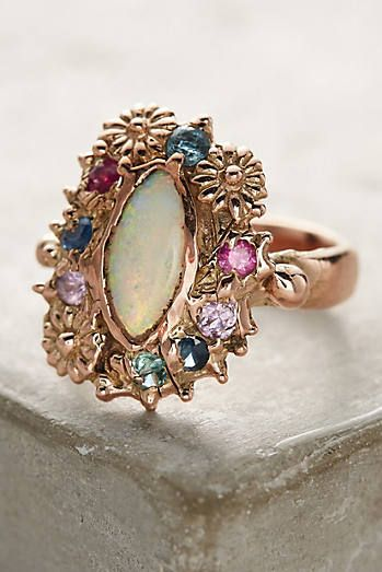 Galaxy Garden Ring