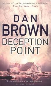 DAN BROWN BOOKS - Deception Point