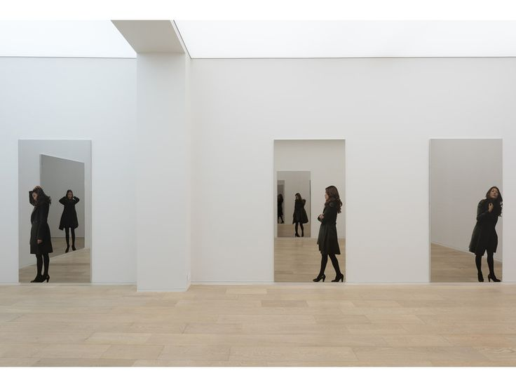 Michelangelo Pistoletto. Partitura In Nero, Installation view, Courtesy of Simon Lee Gallery and Kitmin Lee Photo