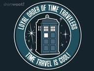 [ Time Travel is Cool ] has just appeared on www.ShirtRater.com! Do you like this shirt? Come and rate it at http://www.shirtrater.com/time-travel-is-cool/    #british #doctor who #dr who #geek #geeks #shirt #t shirt #tardis #tees #tv #tv series #tv show