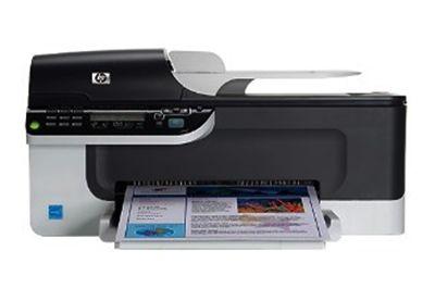 HP Officejet J4500 Driver