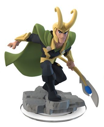Disney Infinity - Loki ~ I have NOT seen this yet in the stores