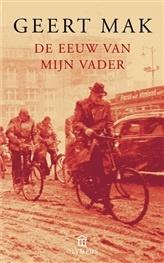 De eeuw van mijn vader 1999 Geert Mak schreef een biografie van Nederland in de twintigste eeuw in de vorm van een familiegeschiedenis. Hij vertelt over het landelijke Nederland aan het begin van de eeuw, over de opkomst van de katholieke, protestantse en rode zuilen, over de crisis en het antisemitisme in de jaren dertig, de andere wereld van 'ons Indië', de oorlog in Europa en Azië, de mentaliteit van de wederopbouw, de dromerijen van de jaren zestig, de zakelijkheid daarna.