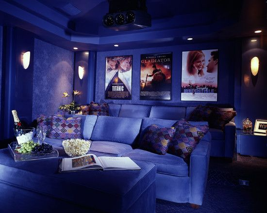 Home Cinema Dream Room