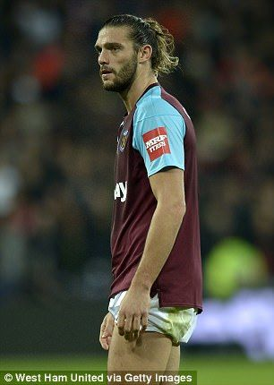 Andy Carroll has not provided the goals West Ham need