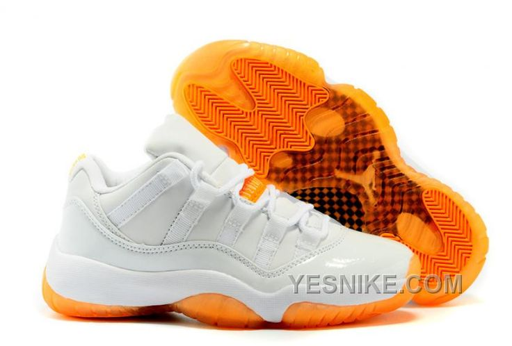 """http://www.yesnike.com/big-discount-66-off-2016-air-jordans-11-low-citrus-shoes-for-sale.html BIG DISCOUNT! 66% OFF! 2016 AIR JORDANS 11 LOW """"CITRUS"""" SHOES FOR SALE Only $95.00 , Free Shipping!"""