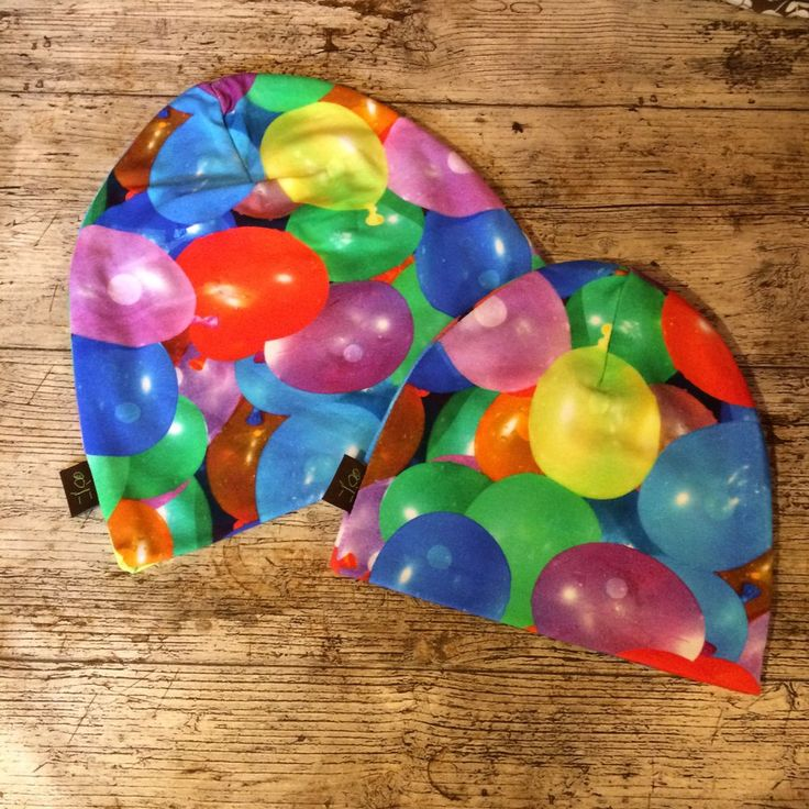 gosnutta - Mössa - vattenballonger