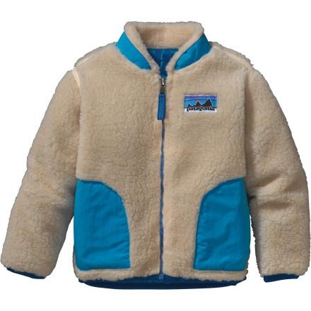 PatagoniaRetro-X Fleece Jacket - Toddler Boys'