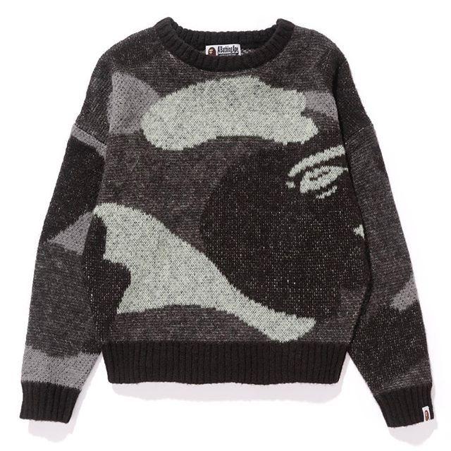 #bape sweater