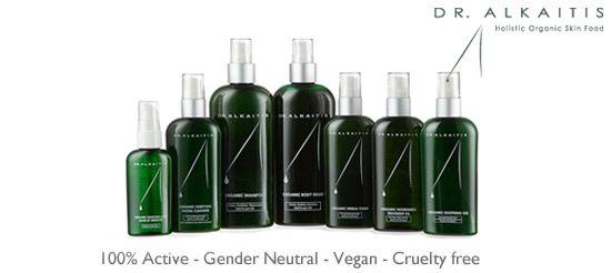 Dr Alkaitis Organic Skin Care