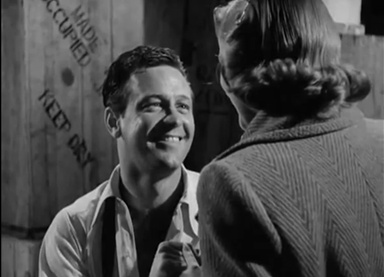 William Holden looking so fine with his heart-melting smile...<3