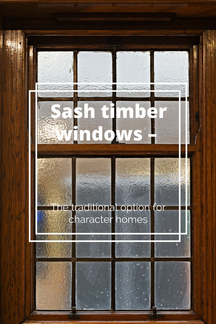 Although there are obvious benefits to sash uPVC windows, for many homeowners – particularly those who are passionate about maintaining a period property's character – traditional wooden sash windows are a quintessential feature. And that despite their advantages, replacing traditional timber sash windows with a modern uPVC equivalent window system wouldn't do their property justice. In fact, for many people it would be nothing short of sacrilege!
