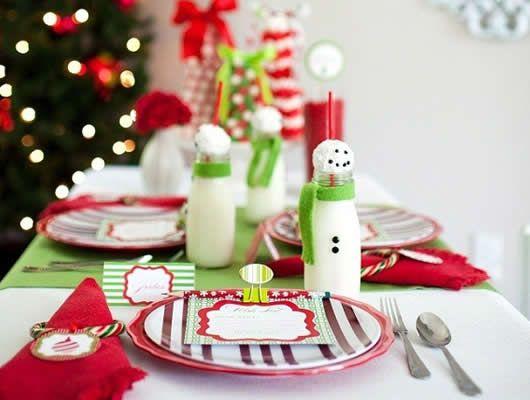 Dicas de decoração de Natal diferente de tudo que você já viu!