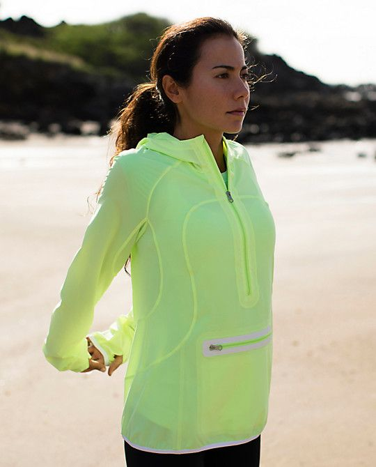 RUN:Stash & Dash Pullover