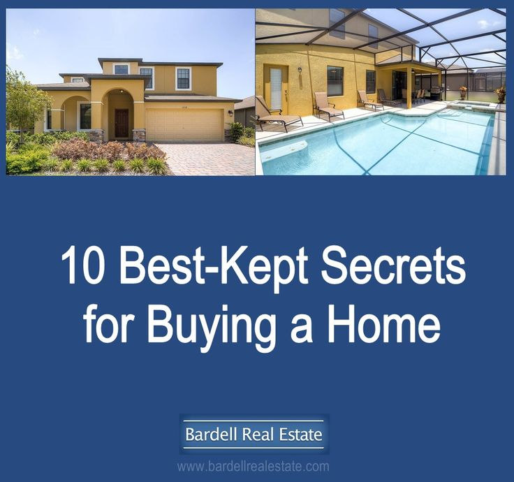 Knowing is power. Before start searching for a Florida Villas see the 10 Best-Kept secrets for Buying a home. Get the most out of your money here: http://www.bardellrealestate.com/?p=15852&preview=true