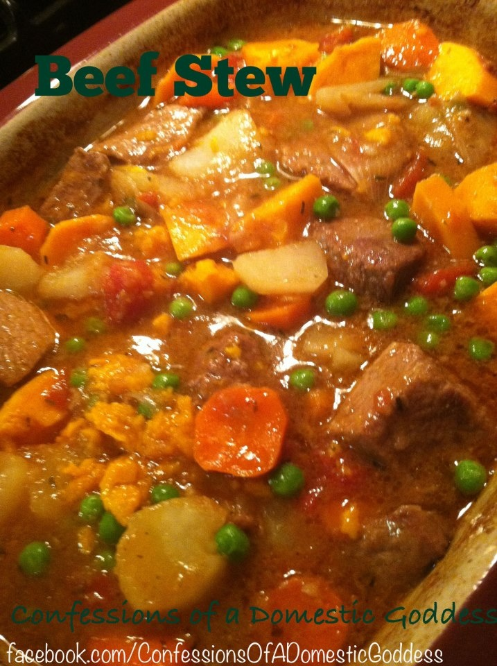 Best Beef Stew EVER!!!  Deep Covered Baker to the rescue!!!                                                                                                                                                      More