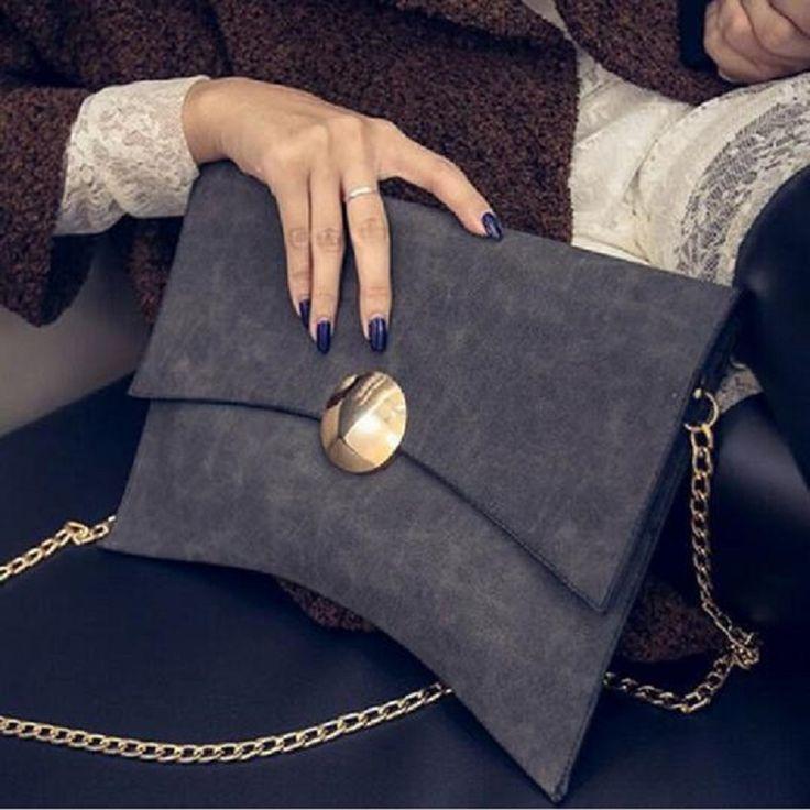 Busta Frizione 2017 Fashion Designer Donne Borse CrossBody Sacchetti di Spalla di Alta Qualità Delle Signore Borsa Da Sera Borsa Borsa