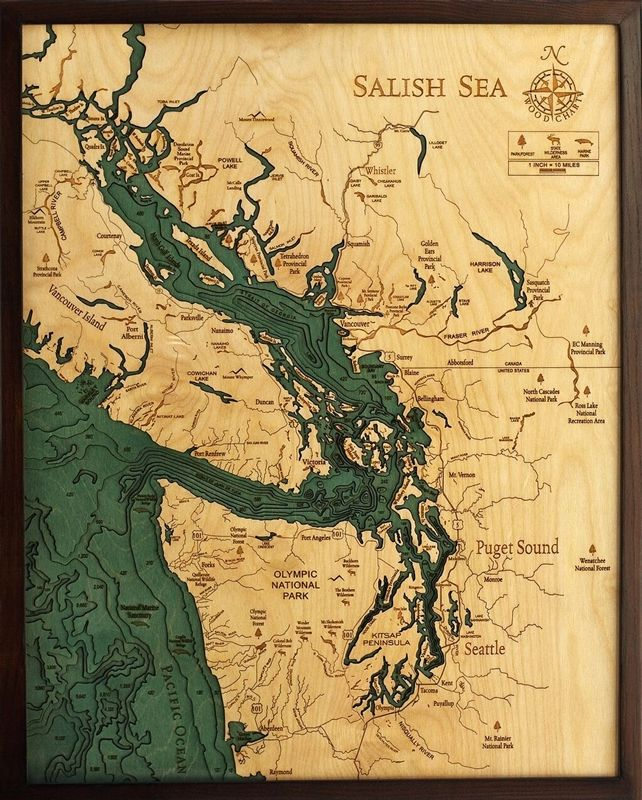 What To Do In Salish Sea 125