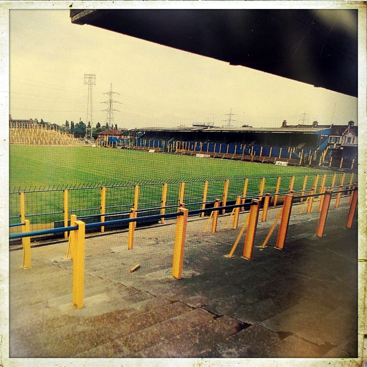 Plough Lane, old home of Wimbledon