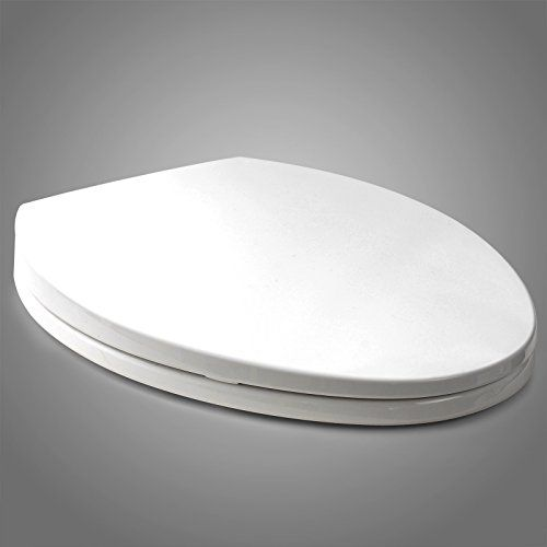 SITU 02whi-X Slow Closing toilet Tank Cover size 19x14inch Whisper Close Hinges Quick Release Toilet Seat with Ein Knopfdruck-system #SITU #Slow #Closing #toilet #Tank #Cover #size #xinch #Whisper #Close #Hinges #Quick #Release #Toilet #Seat #with #Knopfdruck #system