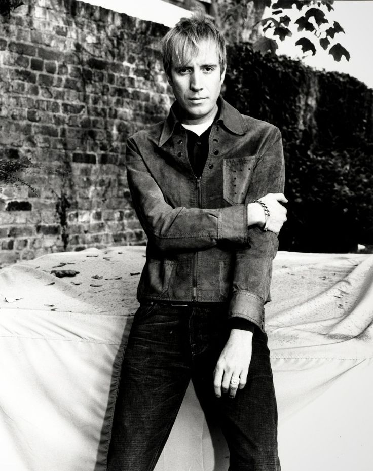 Rhys Ifans - Photography by Indira Cesarine
