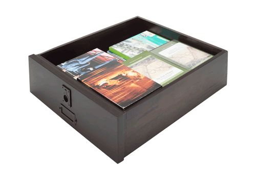 TAKE ADVANTAGE OF NATURAL BOXES. Many furniture items make natural boxes. Baskets, buckets and drawers can be packed full, which saves you moving boxes.